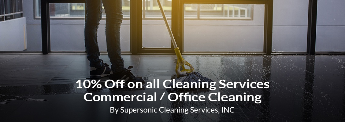 Commercial/Office Cleaning NY